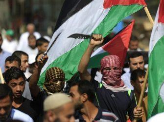 Gaza protesters